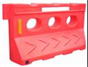 Plastic barrier TZE-1812
