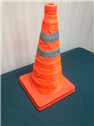 50cm PP Collapsible traffic cone