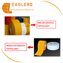 Temporary Marking Tapes