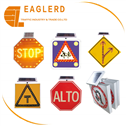 Solar traffic sign, stop sign, LED SIGN