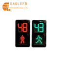 300mm LED Pedestrian Traffic Signal Light wntdown Timer