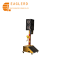 300mm 2 Layers Solar Mobile Portable Traffic Light