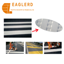 Vibration line thermoplastic road marking paint