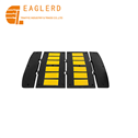 900*500*50mm Rubber Speed Bump for Roadway Safetyump for Roadway Safety