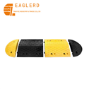 75mm Height Roadway Safety Rubber Speed Bump