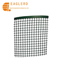 15*15mm mesh green plastic safety fence